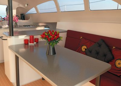 Asia Catamarans Phuket - Interior Design Services
