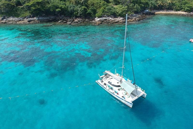 Catamaran Thailand Amadeus
