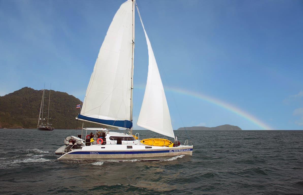 Catamaran Thailand 2