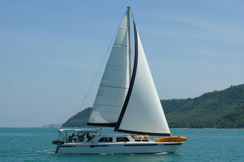 Catamaran Thailand Cataleya