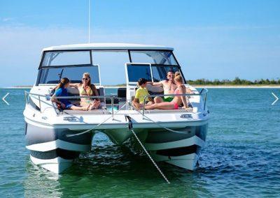 Catamaran - Boat