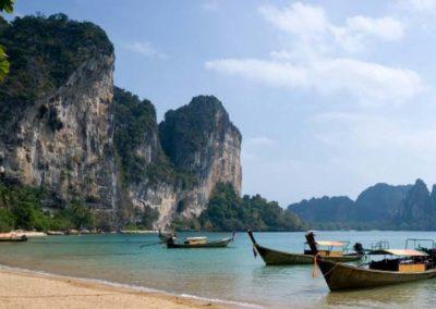 Ton Sai Beach - Railay Beach