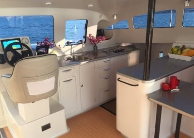 Yacht - Interior Design Services