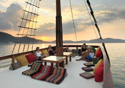 Catamaran Thailand - Phuket - Phang Nga Bay