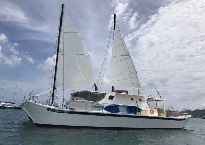 Catamaran - Catamaran Thailand - Sail