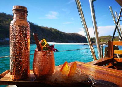 Ko Racha Yai - Hype Luxury Boat Club - Catamaran Thailand