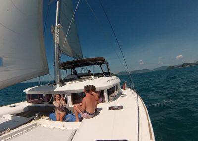 Sail - Yacht - Catamaran Thailand
