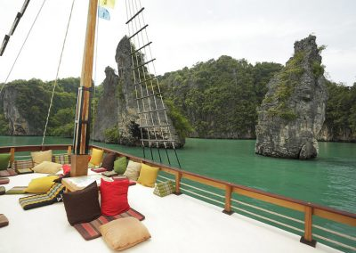 Leisure - Recreation - Catamaran Thailand