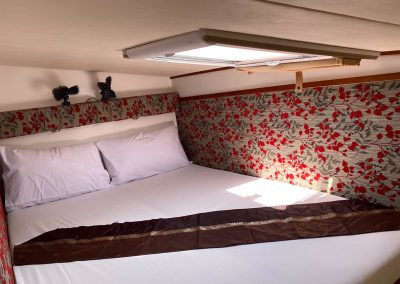 Catamaran Thailand - Bed - Faraway Yachting Co. Ltd