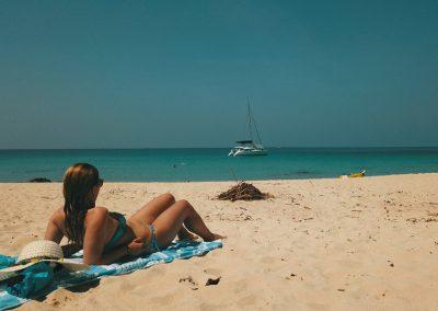 Beach - Catamaran Thailand - Caribbean