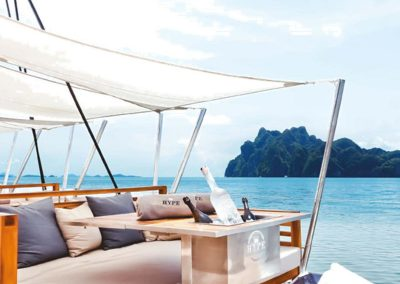 Yacht - Hype Luxury Boat Club - Catamaran Thailand