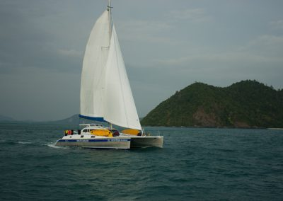 catamaran charters in thailand