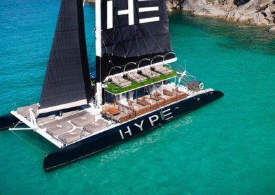 Andaman Passion Co.LTD - Hype Luxury Boat Club - Catamaran Thailand