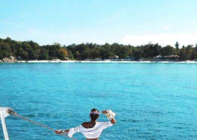 Andaman Sea - Leisure - Catamaran Thailand