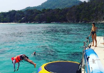 Enjoy Sailing - Catamaran Thailand - Boat