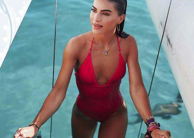 Camila Coelho - Swimsuit - Catamaran Thailand