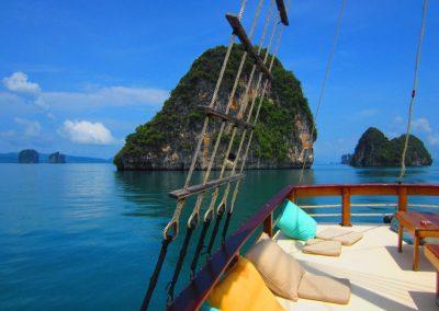 Phuket - Phang Nga Bay - Catamaran Thailand