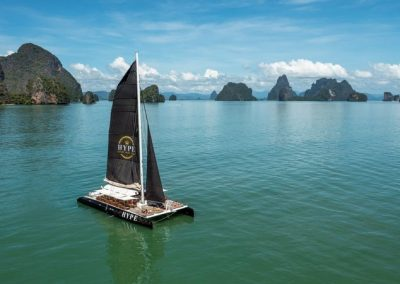 Hype Luxury Boat Club - Boat - Catamaran Thailand