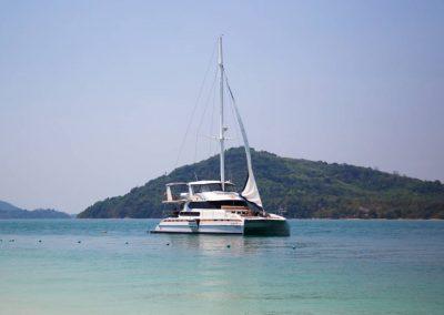 Catamaran Thailand - Catamaran - Tiger Marine Charter