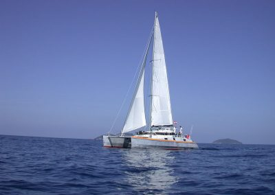 Catamaran Thailand - Sailboat - Sail