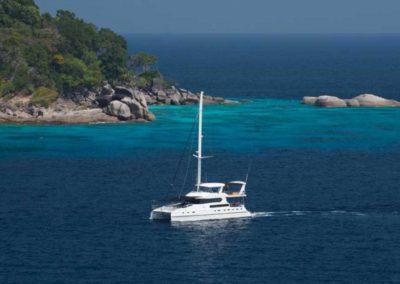 Catamaran Thailand - Yacht - Phuket