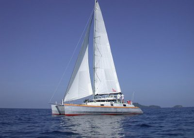 Catamaran Thailand - Sail - Catamaran