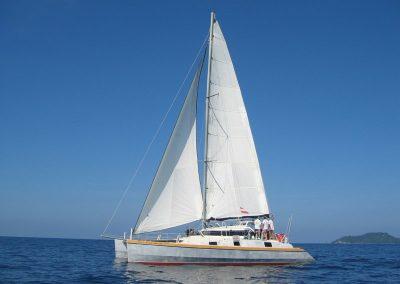 Catamaran Thailand - Yacht - Yacht charter