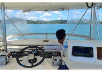 Catamaran Thailand - Yacht - Sail