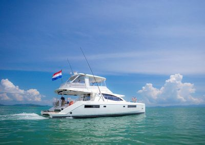 Catamaran - Superyacht