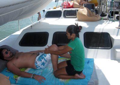 boat charter catamaran thailand