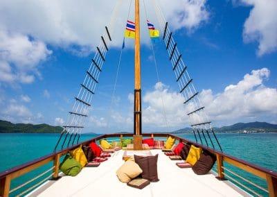 Catamaran Thailand - E-Tour Asia - Yacht