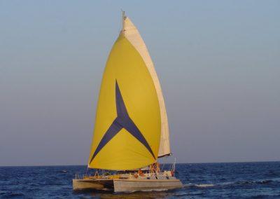 Catamaran Thailand - Sail - Phuket