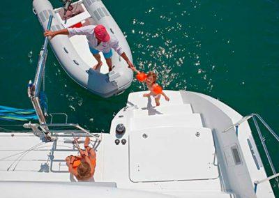 Catamaran - Yacht charter - Catamaran Thailand