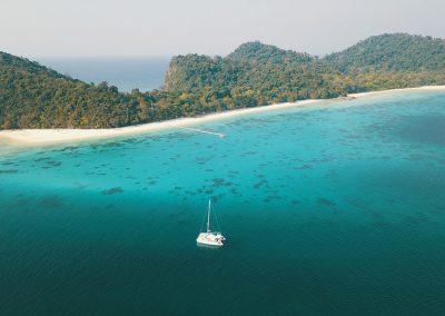 Sea - Catamaran Thailand - Islet