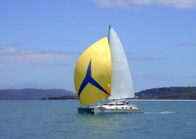 Catamaran Thailand - Sailing Yacht Cataleya | Yacht Charter Phuket - Phi Phi Islands