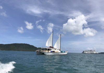 Sail - Catamaran Thailand - Catamaran