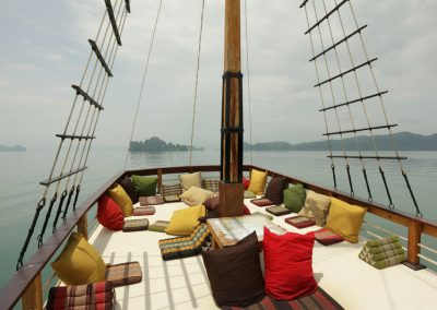 Catamaran Thailand - Sail - Schooner