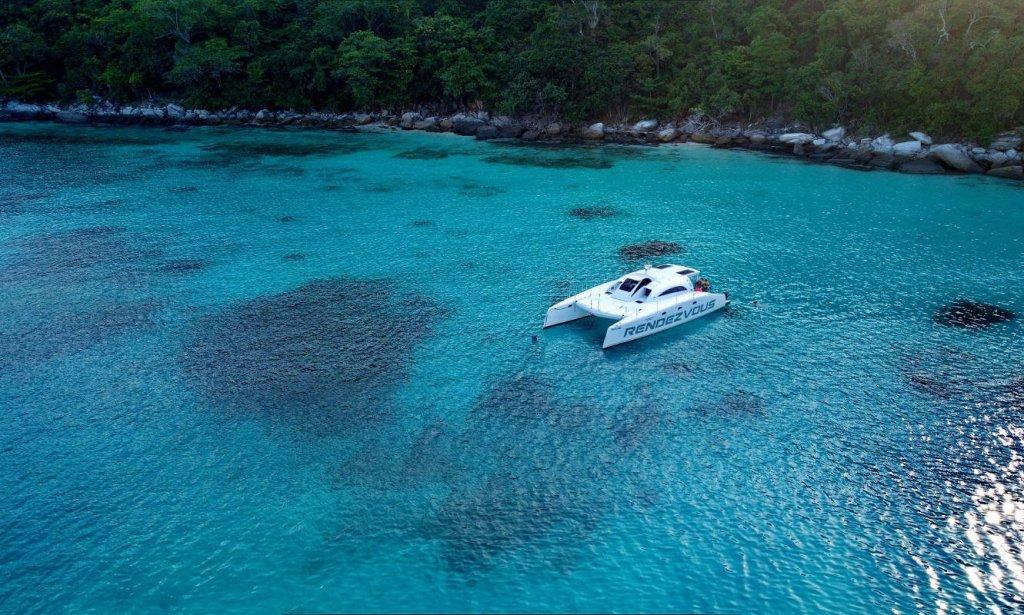 Catamaran Thailand 1