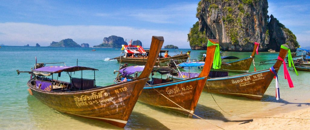 The best sailing day trips Krabi Thailand