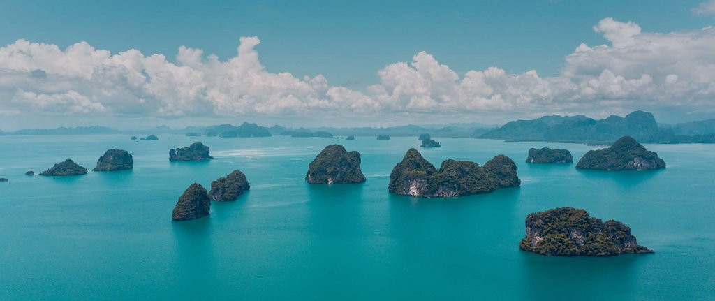 The best sailing day trips Phang Nga