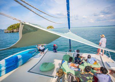 Water transportation - Yacht